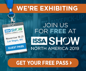 ISSA Interclean NaceCare Guest Pass 2019