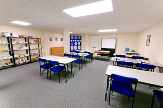 NACS training room facilities