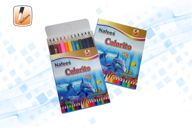 Nafees Color Pencils
