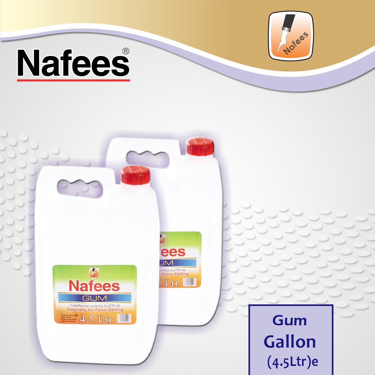 Gum Gallon (4.5 Ltr)