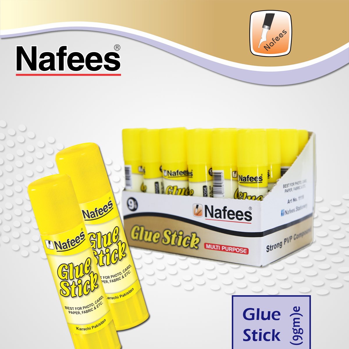 Glue Stick 9gm