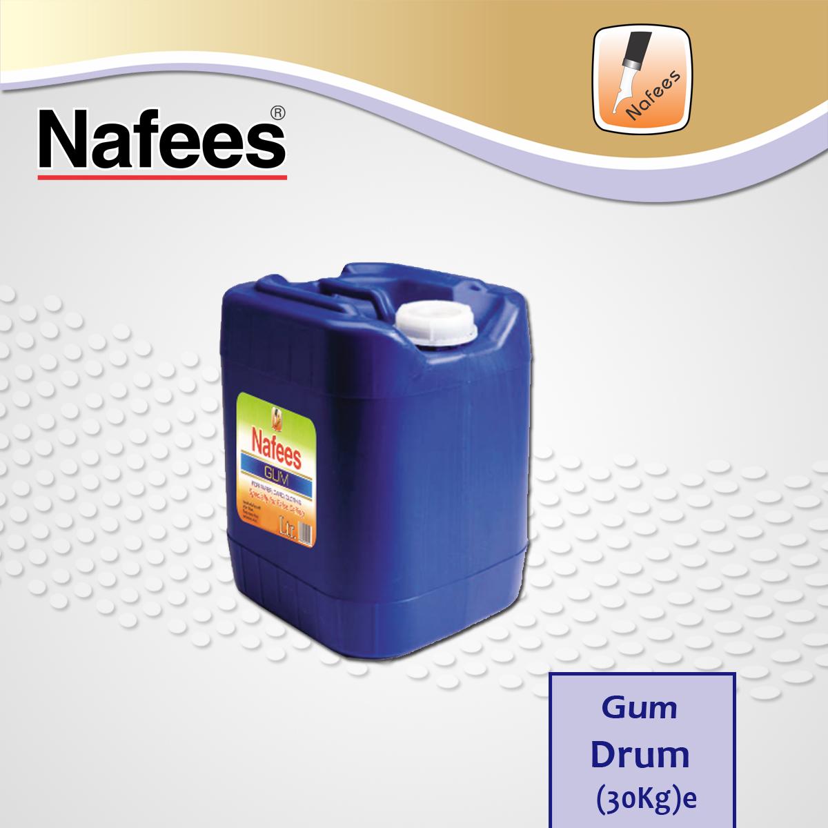 Gum Drum (30KG)
