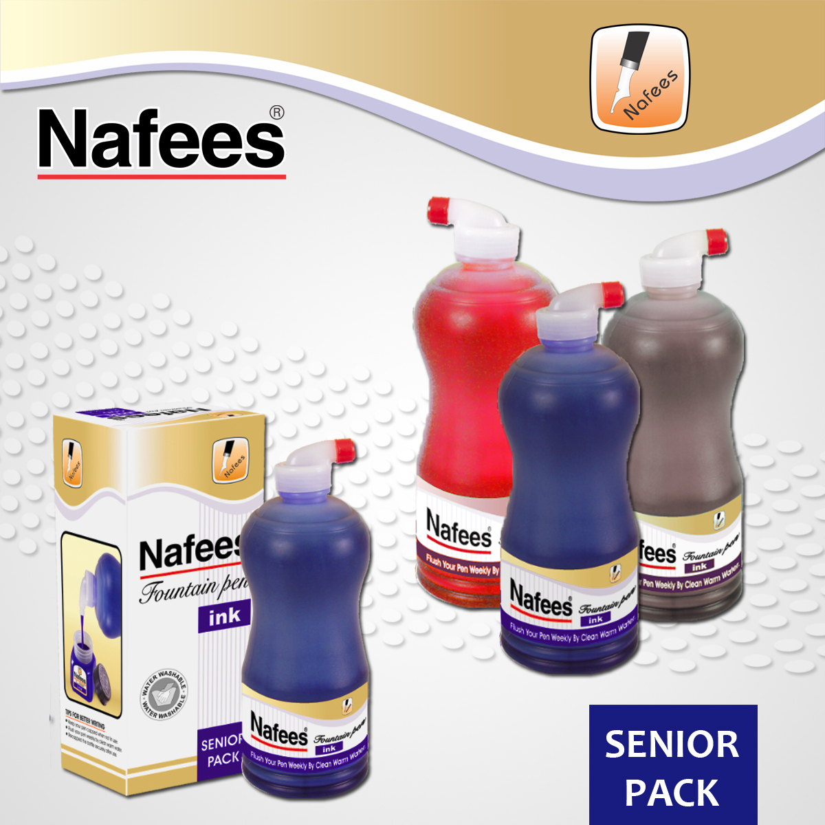 Ink Senior Pack 200ml
