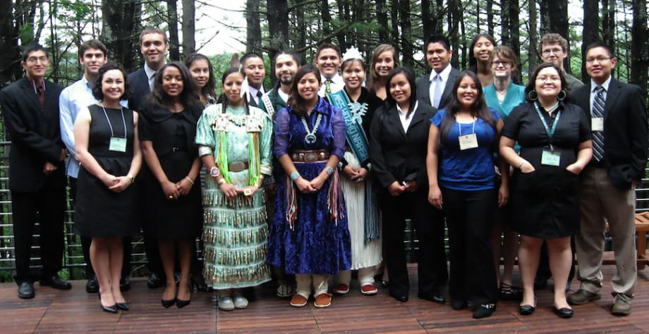 Building the next generation of Native American leaders.