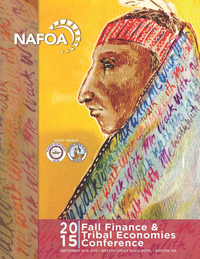 NAFOA's 2015 Fall Finance & Tribal Economies Conference