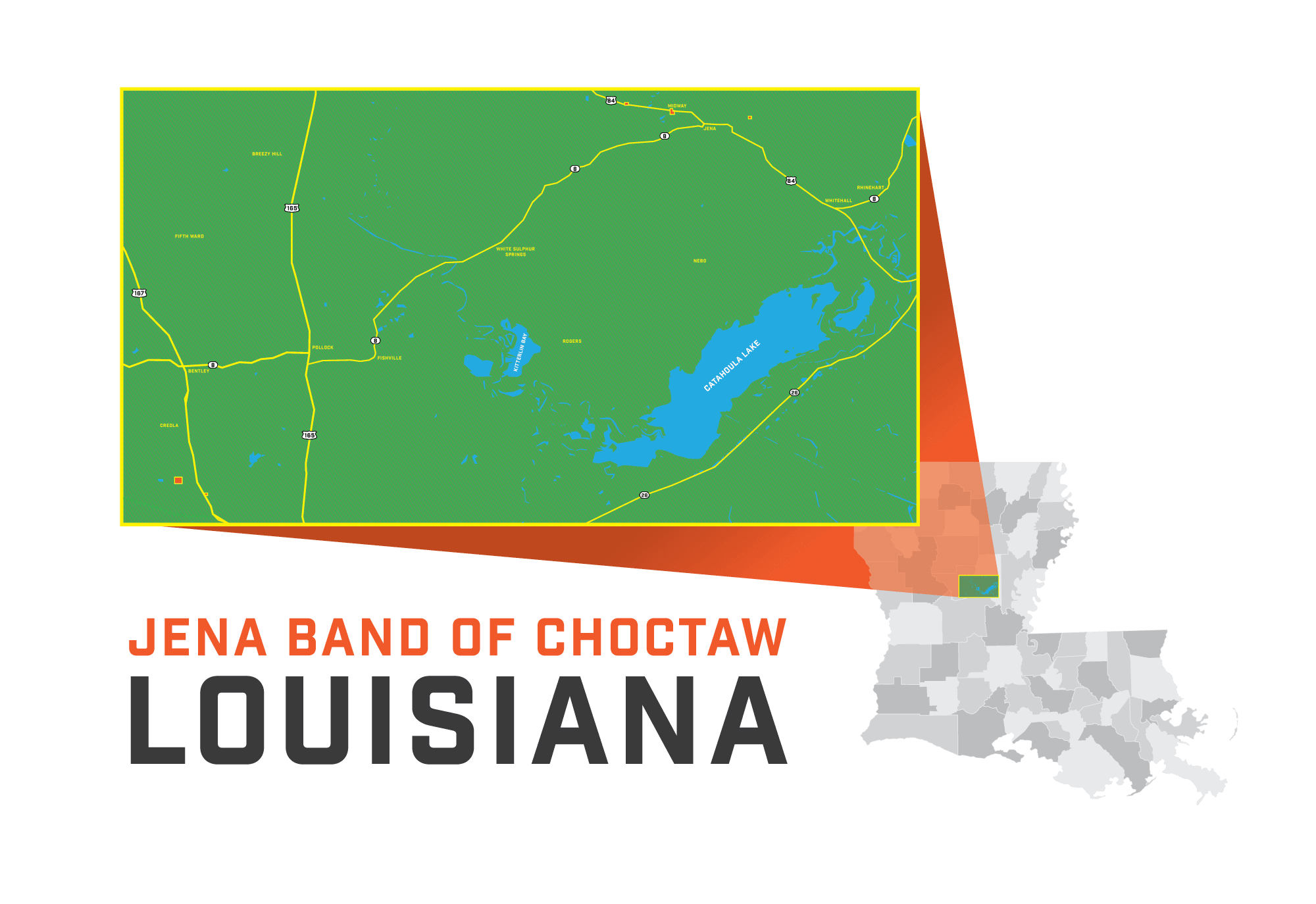 The Jena Band of Choctaw Indians