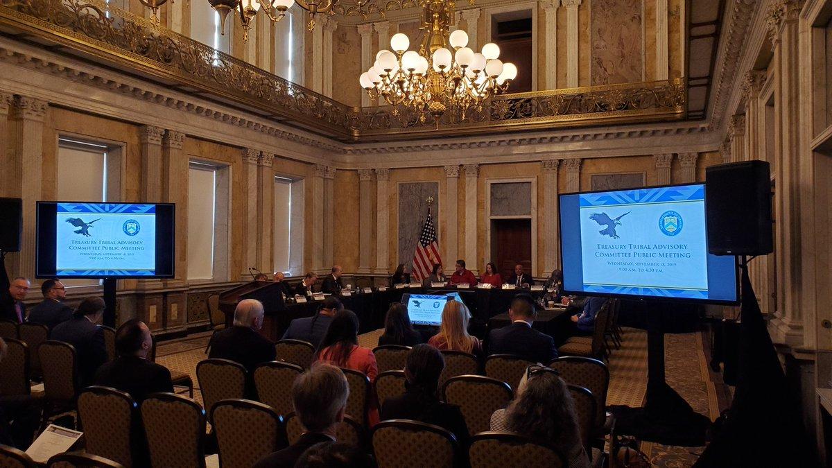 Treasury Tribal Advisory Committee (TTAC)