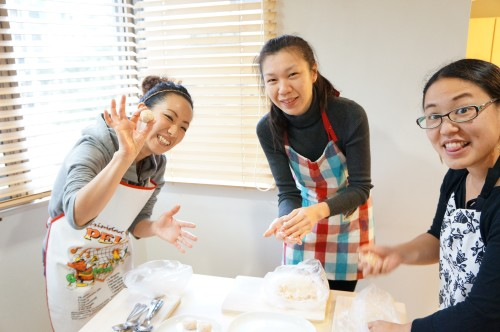 Nagomi Kitchen Kyaraben Cooking Lesson