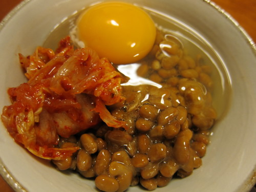 Just give natto another try