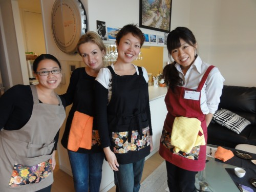 Nagomi Kitchen is expat friendly