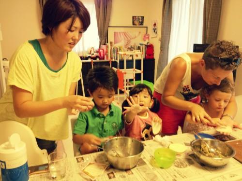 Learn how to make dishes like gyoza dumplings, battered takoyaki octopus snacks, savory okonomiyaki pancakes, and more.