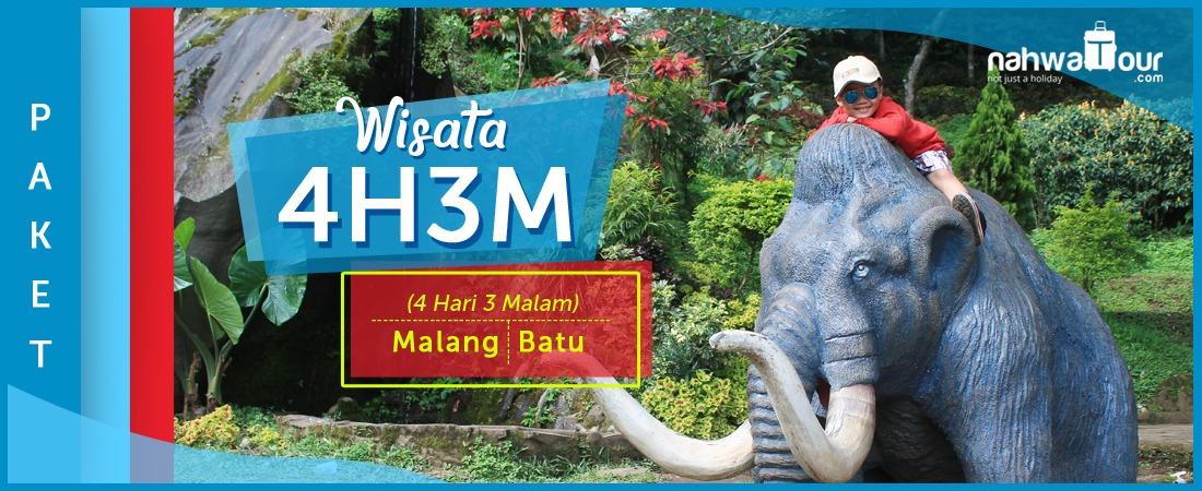 PAKET WISATA MALANG BATU 4H 3M