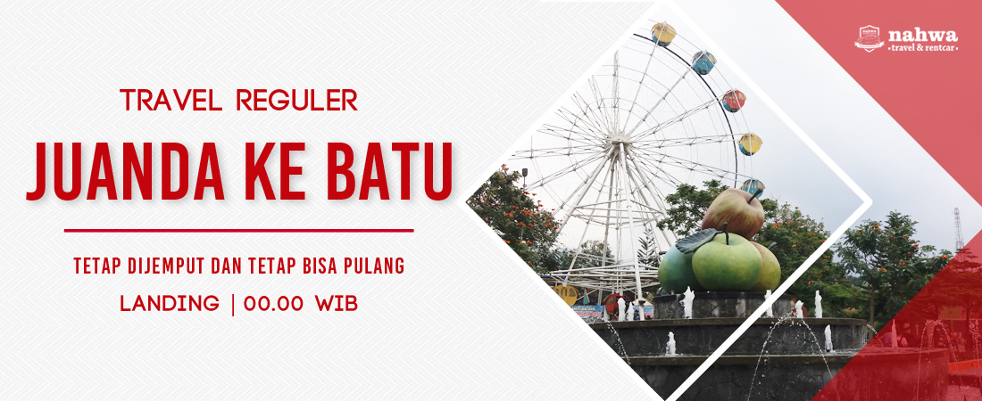 Travel Juanda Batu