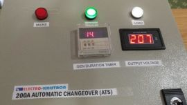 Electrokristron Automatic Changeover