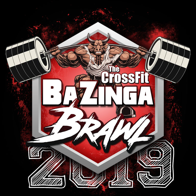 The CrossFit Bazinga Brawl 2019