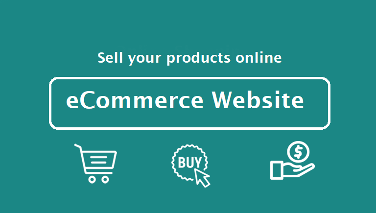 Create a professional eCommerce Website for Online Shopping
