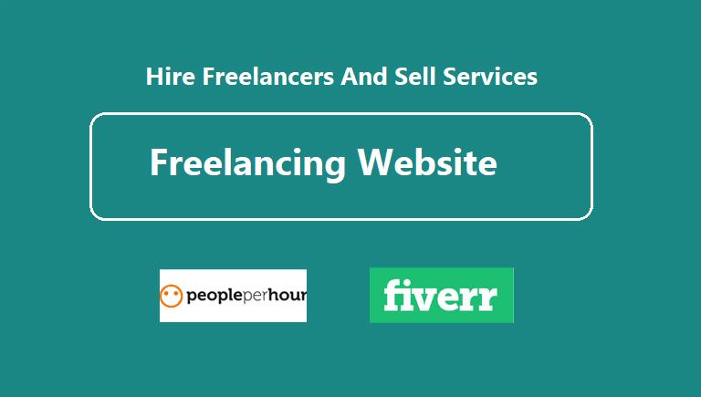 Create a freelance services marketplace website like fiverr