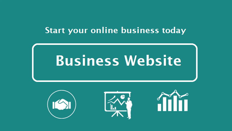 Create a responsive website for your business or company