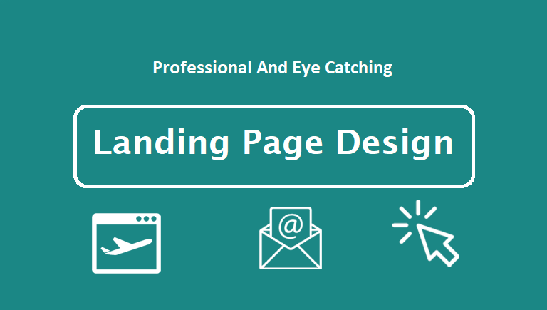 Design a landing page to promote affiliate offers