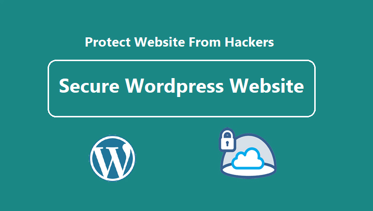 Add extra Security on your wordpress website