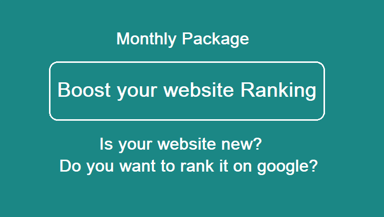 Boost your website Ranking first page on google - Offpage SEO ( Monthly Package )
