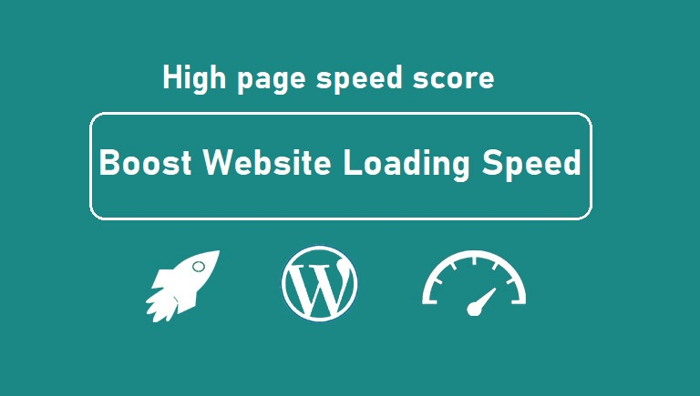 Boost and optimize your wordpress loading speed