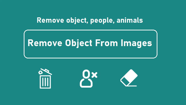 Remove or add people or object from your any images