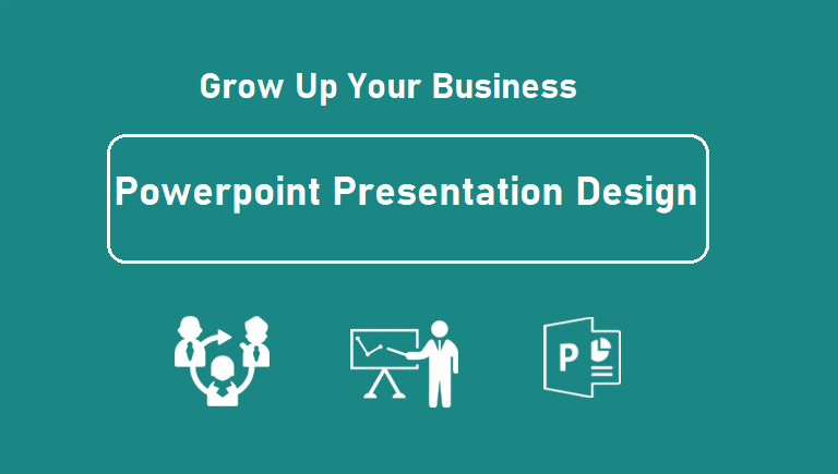 Design professional and modern powerpoint presentation