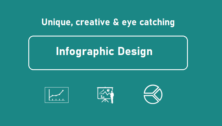 Design infographic, flow charts, diagrams, and pie charts