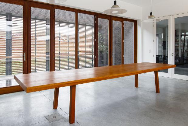 Table Afzélia 0516