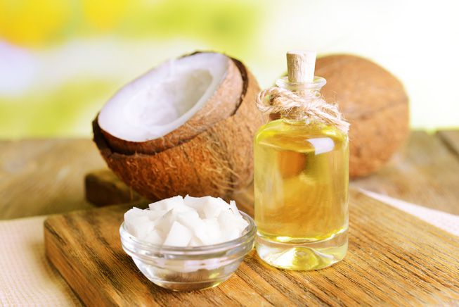 Coconut massage oil 100mL