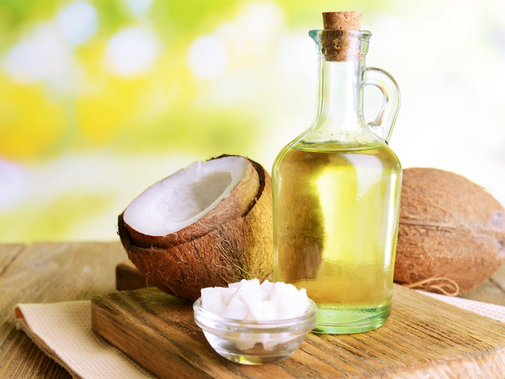 Coconut cooking oil 1L