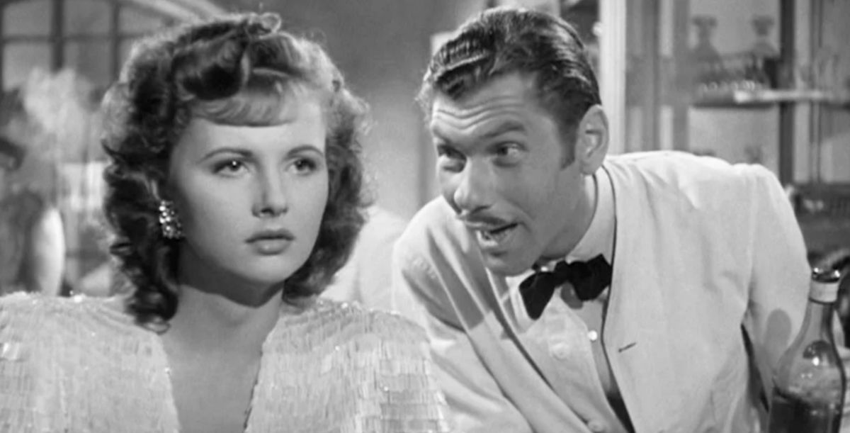 Yvonne in *Casablanca*