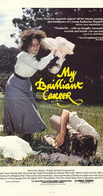 _My Brilliant Career_ One Sheet