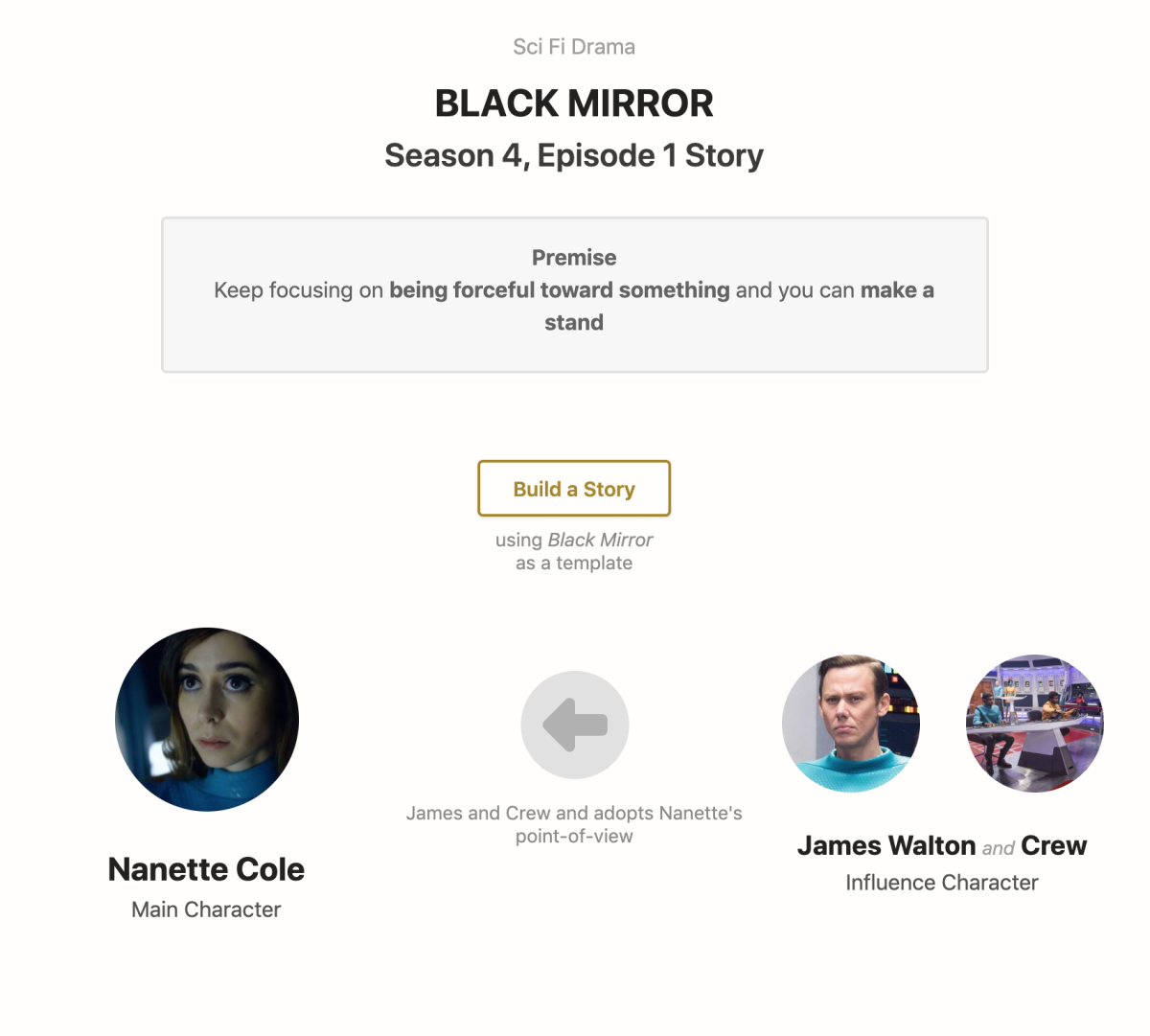 Black Mirror: USS Callister Episode