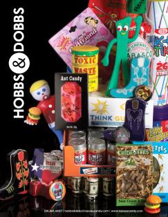 Hobbs & Dobbs catalog cover