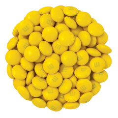 M&M'S COLORWORKS YELLOW
