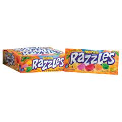 RAZZLES TROPICAL 1.4 OZ BAG