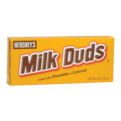 MILK DUDS 5 OZ THEATER BOX