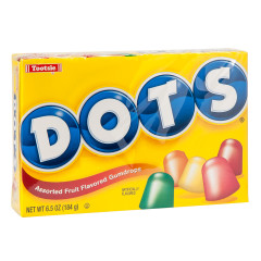 DOTS 6.5 OZ THEATER BOX