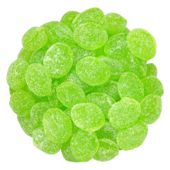 CLAEY'S SOUR APPLE DROPS