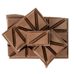 NASSAU CANDY MILK CHOCOLATE BREAK UP