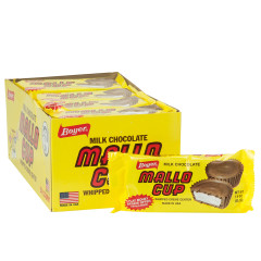 MALLO CUPS MILK CHOCOLATE 1.6 OZ
