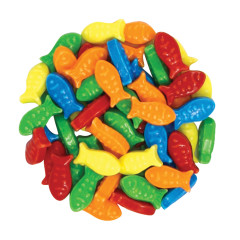 CLEVER CANDY ASSORTED DEXTROSE GUPPIES