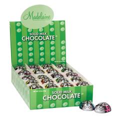 MADELAINE MILK CHOCOLATE FOILED SPIDER 0.5 OZ