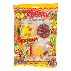 EFRUTTI GUMMY MEXICAN DINNER 2.7 OZ