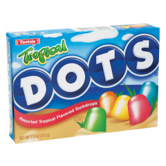 DOTS TROPICAL 6.5 OZ THEATER BOX