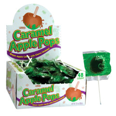 CARAMEL APPLE POPS 0.62 OZ LOLLIPOP