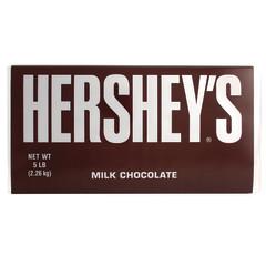 HERSHEY'S MILK CHOCOLATE BIG BAR