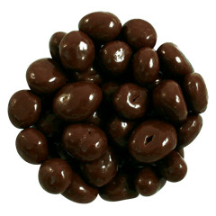 NASSAU CANDY DARK CHOCOLATE JUMBO SUN RIPENED RAISINS